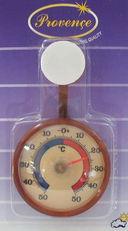 Термометр наружный в пластмассовом корпусе (арт. 410001) — фото, картинка — 1