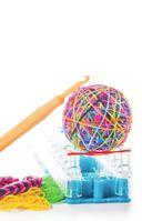 Резиночки. Радужные фигурки и браслеты — фото, картинка — 5