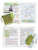 Я вяжу. Книга для креативных проектов. Дизайны. Схемы. Эскизы. Узоры — фото, картинка — 6