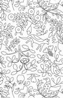 Кототерапия. Мини-раскраска-антистресс для творчества и вдохновения — фото, картинка — 10
