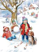 Весёлый Новый год. Стихи и сказки к Новому году — фото, картинка — 4