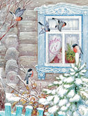 Весёлый Новый год. Стихи и сказки к Новому году — фото, картинка — 7