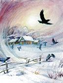 Весёлый Новый год. Стихи и сказки к Новому году — фото, картинка — 10