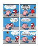 Сердце, Мозг и Кишечник. Война без конечностей — фото, картинка — 13