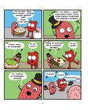 Сердце, Мозг и Кишечник. Война без конечностей — фото, картинка — 4