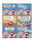 Сердце, Мозг и Кишечник. Война без конечностей — фото, картинка — 7