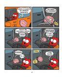 Сердце, Мозг и Кишечник. Война без конечностей — фото, картинка — 9