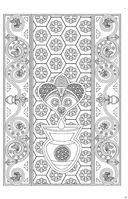 Кельтские узоры. Мини-раскраска-антистресс для творчества и вдохновения — фото, картинка — 10