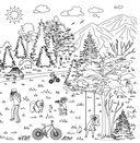 Счастливые раскраски для мальчиков — фото, картинка — 3