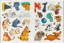 Собачки и кошечки. Многоразовые наклейки — фото, картинка — 1