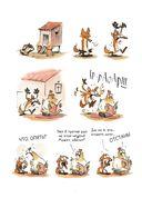 Большой страшный лис — фото, картинка — 5