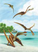 Динозавры и первые звери — фото, картинка — 4