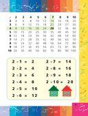 Учим таблицу умножения — фото, картинка — 6