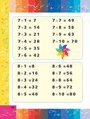 Учим таблицу умножения — фото, картинка — 9