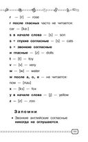 Английский язык. Весь курс начальной школы в схемах и таблицах — фото, картинка — 11