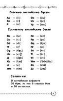 Английский язык. Весь курс начальной школы в схемах и таблицах — фото, картинка — 5