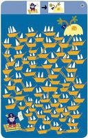 Асборн - карточки. 100 лабиринтов от простых до сложных — фото, картинка — 2