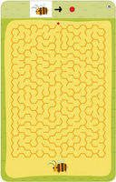 Асборн - карточки. 100 лабиринтов от простых до сложных — фото, картинка — 4